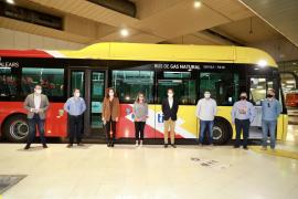 Descuentos para los pasajeros que más viajen en los autobuses del TIB