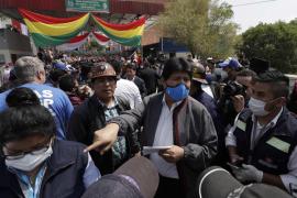 Evo Morales regresa a Bolivia un año después