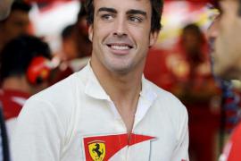 Alonso se sitúa cuarto en la primera toma de contacto en Singapur