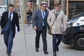Penalva y Subirán dirigieron a 'El Ico' en el caso Cursach a cambio de salir de prisión