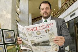 De Paz: «El turismo ruso crece a ritmo vertiginoso en Balears»