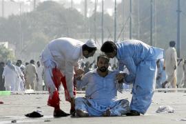 Al menos 14 muertos y 110 heridos en las protestas contra la película de Mahoma