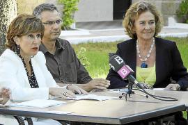 MENORCA - LOS IMPULSORES DE LA ESCUELA DE SALUD REIVINDICAN SU CONTINUIDAD EN EL LAZARETO.