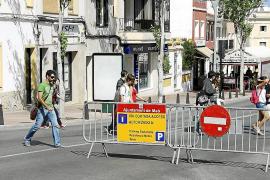 MenorcaDia de la movilidadCierre trafico Centro CentreMahon