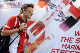Alonso: «La prioridad es coger puntos y acabar la carrera»