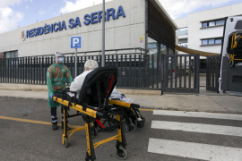 Cribados de urgencia en todas las residencias de Baleares para frenar el aumento de casos