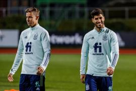 Marco Asensio: «Todavía me queda un poco para llegar al máximo nivel»