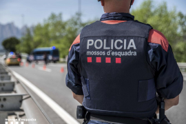 Muerte violenta en Barcelona