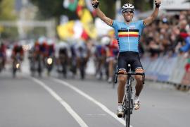 El belga Gilbert gana  el Mundial y Valverde consigue el bronce
