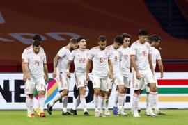 Luces y sombras en el empate de España ante Países Bajos