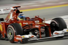Alonso : «No está mal si las cosas siguen así»