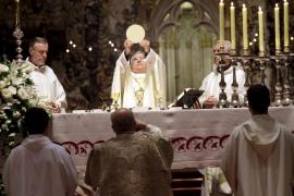Desdedida de Jesús Murgui en la Seu