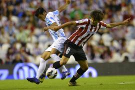 Athletic y Málaga firman tablas sin goles en el homenaje a Iribar