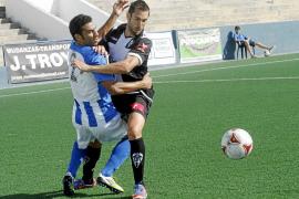 El Atlètic Balears recibe un bofetón del Alcoyano