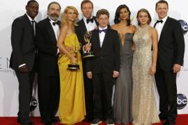 """Homeland"" triunfa con seis Emmys"