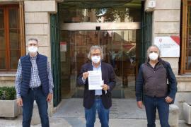 Los funcionarios de Baleares inician protestas por la congelación salarial