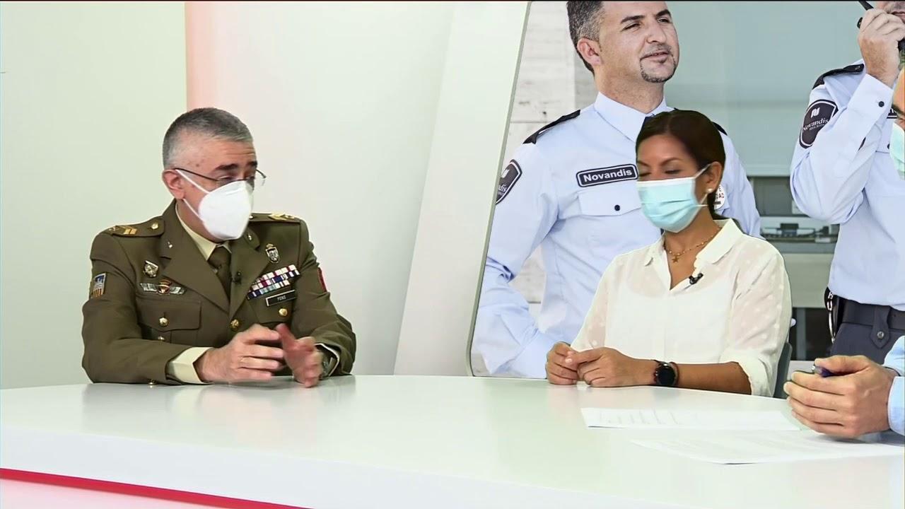 Militares apuestan por la seguridad privada tras su paso por el Ejército