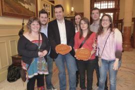 El Consell de Joventut de les Illes Balears celebra su 25º aniversario en la sede del Parlament