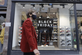 El Black Friday se adelanta en Palma