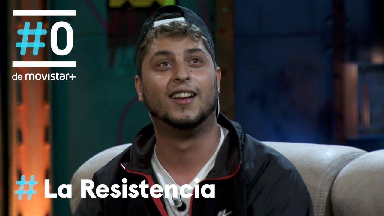 Dollar Selmouni, el rapero mallorquín que ha arrasado en 'La Resistencia'
