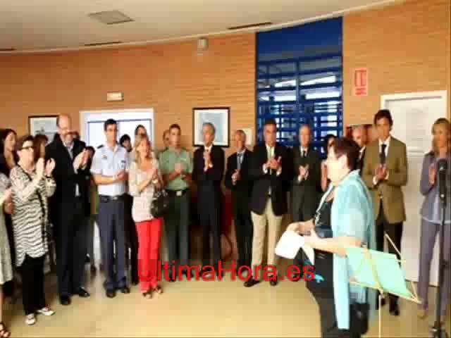 Los funcionarios de prisiones de Palma celebran su patrona