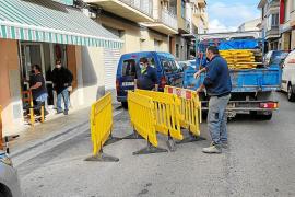 Bares y comercios de Manacor cuelgan el cartel de «se traspasa» debido al confinamiento