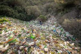 El Ajuntament de Felanitx costeará la limpieza del vertedero ilegal de ca n'Alou