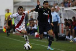 El Real Madrid vuelve a sonreír y se impone a la valentía del Rayo (0-2)