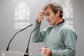 Los médicos piden el cese de Fernando Simón