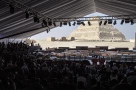 Egipto anuncia el hallazgo de más de un centenar de sarcófagos