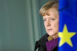 Merkel vuelve a poner a España de ejemplo de lo que no se debe hacer