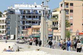 Los arquitectos dicen que no se fomenta el esponjamiento de la Platja de Palma