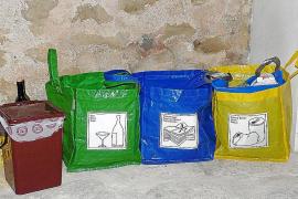 El Ajuntament realiza pesajes diarios de la recogida de basura no reciclable