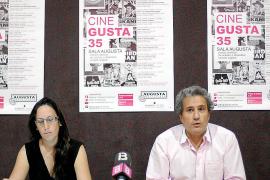 La Sala Augusta recuperará clásicos del celuloide en 'Cine Gusta 35'