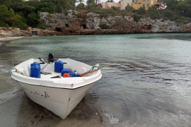 Interceptados cinco migrantes en una patera en Cala d'Or