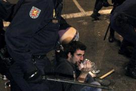 El Gobierno elogia la «magnífica» actuación  policial durante el 25-S