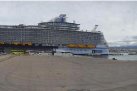 La Plataforma contra los Megacruceros se suma a las peticiones de grupos ecologistas para la futura Ley de Movilidad