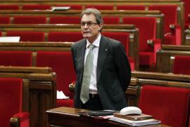 Mas plantea realizar un referéndum en Cataluña sin la autorización del Estado