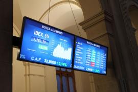 La Bolsa española subió la pasada semana un 13,52 %, el mayor avance desde mediados de octubre de 1998