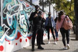 Dos nuevas denuncias por intento de secuestro en un instituto de Son Gotleu