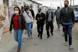 Son Banya denuncia que el desalojo del poblado «es un fracaso»