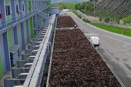 Pescara, una ciudad que podría «exportar» sus residuos para quemarlos en Mallorca