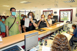 Los profesores, dispuestos a ir a trabajar enfermos