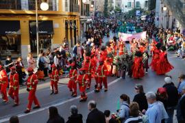 Palma cancela la Rua y la Rueta de Carnaval