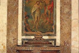 La Capella del Baptisteri de la Seu se deshace