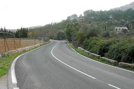 El Ajuntament de Puigpunyent insta al Consell a retirar la vegetación peligrosa para la seguridad vial