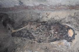 Hallan restos del tratamiento ginecológico más antiguo del que hay constancia, realizado en el antiguo Egipto