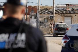 La Policía sigue la búsqueda del nieto de 'La Paca' fugado