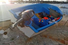 Al menos 11 migrantes interceptados en Cabrera