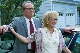 Si de verdad quieres, con Meryl Streep y Tommy Lee Jones